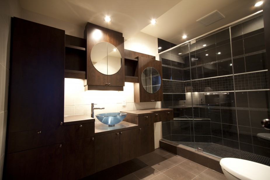 R novations r alis es plani conseil for Salle bain design